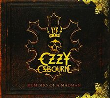 Ozzy Osbourne - Memoirs Of A Madman CD EPIC