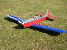 """BABY ASTRO HOG"" 42 inch Wing Span  Sport  Giant RC Model AIrplane Plans"