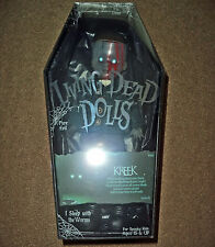 LIVING DEAD DOLLS Series 31 KREEK by Mezco Toyz