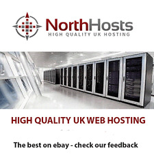 Unlimited Website / Web Hosting For 1 Year, Reliable Host !! Site builder