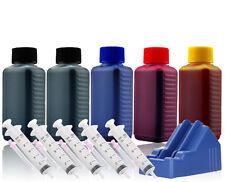 Nachfülltinte Drucker Tinte für CANON IP4850 MG5150 MG5250 + Resetter