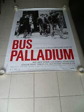 AFFICHE CINEMA ROULEE - BUS PALLADIUM - QUENTIN TARANTINO - 120x160