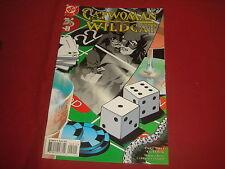 CATWOMAN  / WILDCAT #2   DC Comics 1998  NM