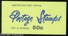 AUSTRALIA SG#SB42 COMPLETE UNEXPLODED BOOKLET   AS ISSUED STAMPS MINT NH