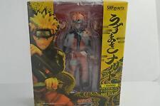 15cm / 6 inch S.H. Figuarts Naruto Uzumaki Naruto Shippuden Action Figure In Box