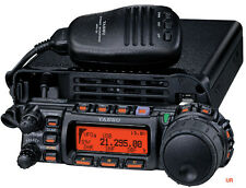 Yaesu FT-857D Supplied By LAMCO Of South Yorkshire