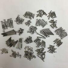 448 piezas acero PERNOS ALLEN Suzuki Bandit Gt Rg Rgv Gsx Gsxr Tuerca Perno Domo Kit