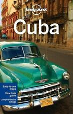 Lonely Planet Cuba (Country Travel Guide)-ExLibrary