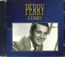 PERRY COMO CD - TEMPTATION, SONG OF SONGS & MORE