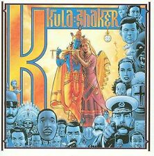 KULA SHAKER K CD 1996 Columbia Records UK Sony Music Britpop rock The Jeevas