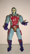 FIGURINE NEW ADVENTURES OF HE MAN 1988 SKELETOR  MALAYSIA (13x7cm)