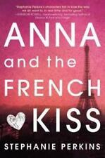 Anna and the French Kiss-ExLibrary