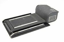 Calumet Model C2 Roll Film Holder for 120 220 Film in Spring Back 4x5 Cameras