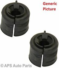 To Fit Citreon Xsara ZX Anti Roll Bar Front Axle Left Right Inner Mount Bush x 2