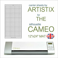 "24"" x 12"" Artistix Silhouette Cameo Cutting Mat Craft Robo Graphtec Scan n Cut"