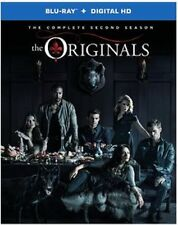 THE ORIGINALS - COMPLETE SEASON 2   -  Blu Ray - Sealed Region free