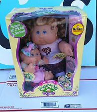 Cabbage Patch Kids Lil` Sisters Doll and Baby Sister Dolls NIB