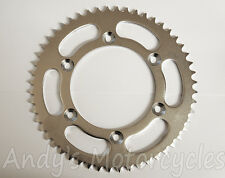 Heavy Duty 52 Tooth Back Rear Sprocket Cog Sprox for CPI SM50 SX50 SM SX 50 50cc
