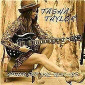 Tasha Taylor - Honey for the Biscuit CD Digipack 2016