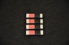 WW2 US Army USAAF 'Wolf Brown' Occupation Service Medal ribbon lot X4 unissued