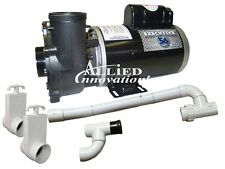 Waterway - Cal Spas Dually Pump Replacement Package - 4.0HP 230V 2-SPEED 60HZ