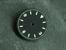 Bond Milsub Watch Gilt Dial for ETA 2824 / 2836  Movement 3 6 9 Yellow Lume