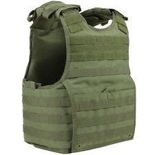 Condor XPC OD EXO MOLLE Infantry Armor Plate Carrier Tactical Vest LARGE
