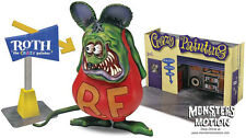 Rat Fink Ed Roth Diorama Revell Models 161RE05
