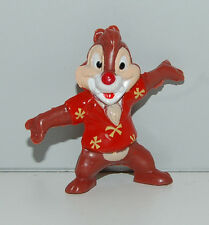"2"" Dale in Hawaiian Shirt PVC Action Figure Disney Chip & Dale Rescue Rangers"