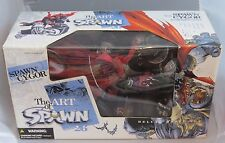 McFarlane Toys:Spawn Series 26 Art of Spawn I.57 Spawn vs.Cy-Gor Box Set