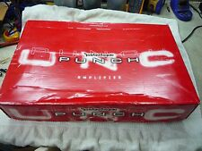 ROCKFORD FOSGATE PUNCH P8002 800WRMS+ 2CH AMP, NEW IN BOX, SEALED, USA!!!
