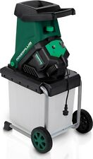 Shredder composter garden chipper electric 2500 W