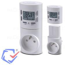 GB106 minuterie numérique programmable avec panneau amovible économie d'énergie
