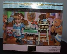 Barbie Kelly As Goldilocks & The 3 Bears Doll Storybook Favorites 3rd In Series