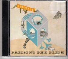 (GP549) Bison, Pressing The Flesh - Sealed CD