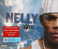NELLY - Sweat (UK 14 Track CD Album)