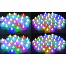 Instapark LCL-C144 Flameless LED Tea Light Tealight Candle Candles 12-Dozen Pack
