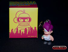 Leela - Futurama Keychain - Kidrobot  - Additional Keychains Ship Free!!