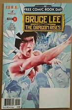 BRUCE LEE : THE DRAGON RISES #0 FCBD Edition 2016