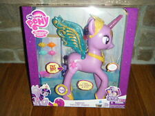 """GIANT MY LITTLE PONY PRINCESS TWILIGHT SPARKLE 15"""" TALKS SINGS BRONY MUST HAVE"""