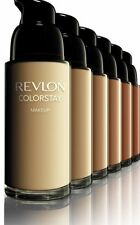 REVLON COLORSTAY PUMP FOUNDATION in 400 caramel combination/oily SPF15 - 30ml