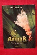 Arthur et les Minimoys - Luc Besson