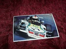 Photo / Photograph  Roger WILLIAMSON  GRD Ford 372 Formule 3 1972 //
