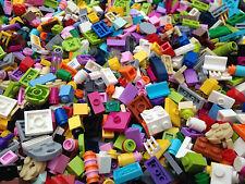 Lego - 100 Petit Random Pièces Par Commande - Ex-présentoir Amis Bits De