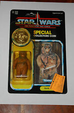 Romba-Star Wars-POTF Power of the Force-MOC-Vintage-Coin-Ewoks