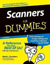 Scanners for Dummies by Mark L. Chambers (2004, Paperback, Revised)