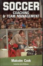 Soccer Coaching & Team Management Malcolm Cook 1983 Vintage Classic