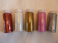 100g - 500g ULTRA FINE QUALITY GLITTER nail/body art/card making/schools/arts