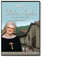 MOTHER ANGELICA PRESENTS SEASON ONE: 4 DISC SET* 6.5 HOURS EWTN NETWORK  DVD