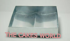 BOOK SHAPED BIRTHDAY NOVELTY BAKING CAKE TIN PAN